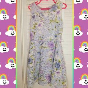 Girls Church Dress
